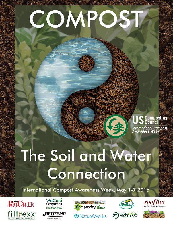 2016 ICAW Poster - Compost - The Soil and Water Connection